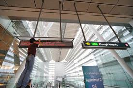 10 Mejores Aeropuertos del Mundo