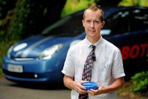Roke desarrolla primer Tecnologia de Caja Negra 3D para vehículos