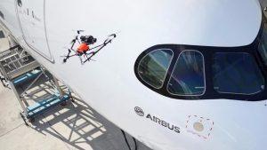 airbus-utiliza-drones-para-la-inspeccion-de-calidad-en-sus-nuevos-aviones
