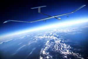 Dron de Airbus