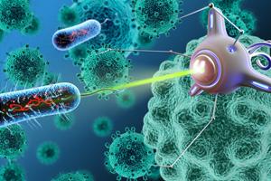 Utilizando Nanobots para destruir Neuro-Toxinas