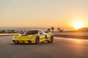 25 autos más rápidos del mundo