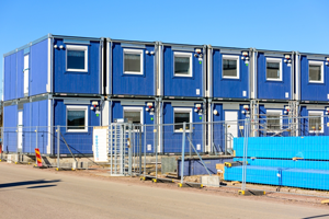 edificios modulares
