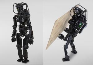 AIST construye robot