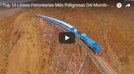 ferroviarias peligrosas